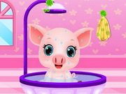 My Pet Doctor - Baby Piggy Game