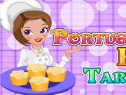 Portuguese Egg Tarts Game