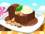 Cooking Sticky Toffee Pudding Game