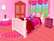Pink Bed Room Game
