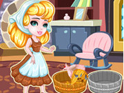 Cinderella Laundry Day Game