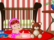 Baby Room Decoration Game