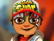 Subway Surfers Face Game
