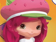 Strawberry Shortcake Dental Care Game
