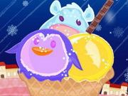 Sweet Ice Cream Animals Game