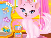 Lovely Princess Cat Game