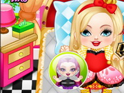 Ever After High Ying Yang Babies Game