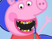 Peppa Pig Dental Care Game