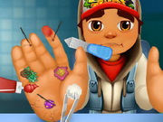Subway Surfers Hand Doctor Game