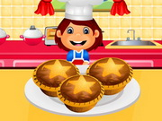 other, boy , cooking , food , girl , kid , grace , mince , pie