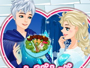 Elsa's Valentine Day Game