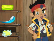 Jake And The Neverland Pirates Messy Game