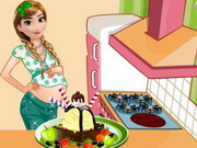 other, cartoon , cooking , food , frozen , kid , pregnant , anna , ice , cream , decoration