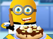 Minion Cooking Banana Cake Game
