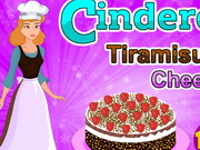 Cinderella Tiramisu Cheesecake Game