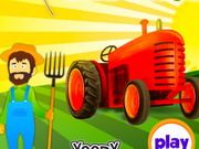 other, boy , girl , kid , farm , tractors , wash , and , repair