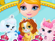 Baby Barbie Pets Beauty Pageant Game
