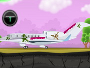 Airplane Cleanup Game