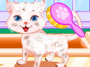 Puppy And Kitty Salon Game