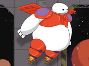 Big Hero 6 Fly Adventure Game