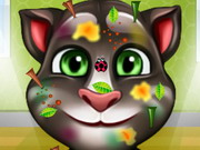 Messy Talking Tom Makeover Game