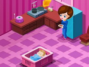 Mama's Busy Time Game