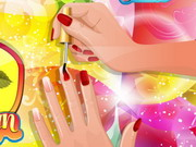 Nail Studio - Floral Design Game
