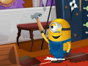 Minions House Makeover Game