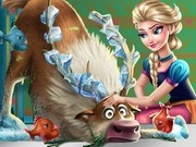 Sven Pet Rescue Game