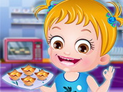 Baby Hazel Cooking Time Game