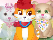 Kitty Grooming Salon 2 Game