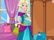 Elsa Mom To Be Shopping Game