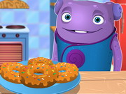 Oh Cooking Donuts Game