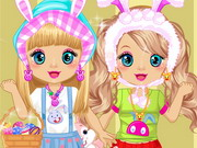 Baby Twin Spa Game