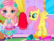 Baby Barbie Little Pony 2 Game