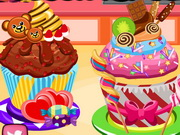 Cooking Academy Decor My Cupcake Game
