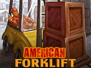 American Forklift Game