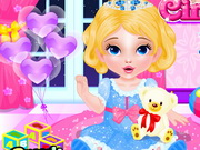 Fairytale Cinderella Baby Game