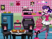 Draculaura Kitchen Decoration