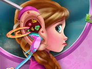 other, boy , cartoon , frozen , girl , kid , surgery , anna , ear , injury