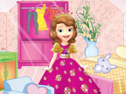Sofia The First Bedroom Decor Game