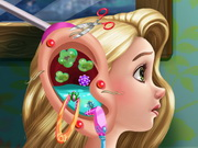 Rapunzel Ear Doctor Game