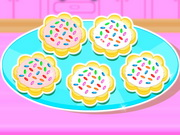 Delicious Sweet Cookies Game