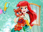 Ariel Pet Care Game