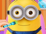 Minion At Eye Clinic Game
