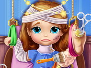 Sofia The First Hospital Recovery Game