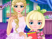 Elsa Modern Mommy Game