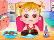 Baby Hazel Eye Care Game