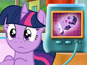 My Little Pony Maternity Doctor Game