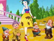 Snow White Forest Storm Game